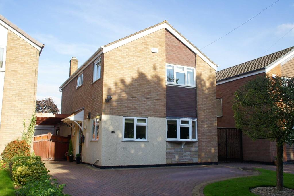 4 Bedrooms Detached House for sale in Hatton Road, Cannock