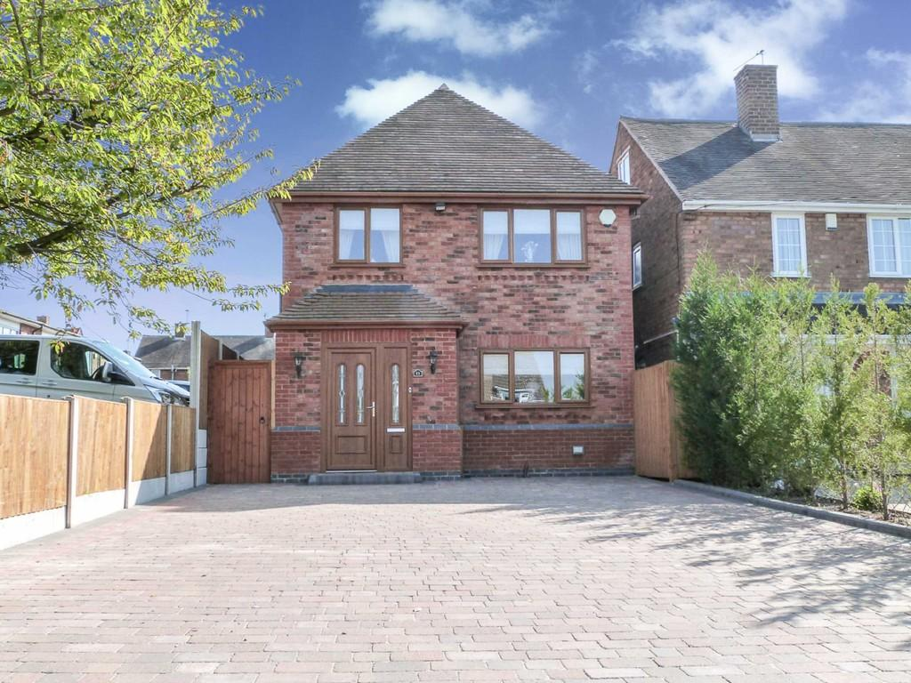 5 Bedrooms Detached House for sale in Bideford Way, Cannock