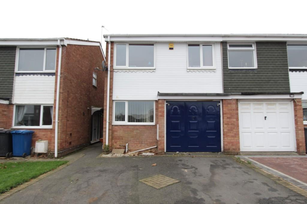 4 Bedrooms Semi Detached House for sale in Redlake, Belgrave