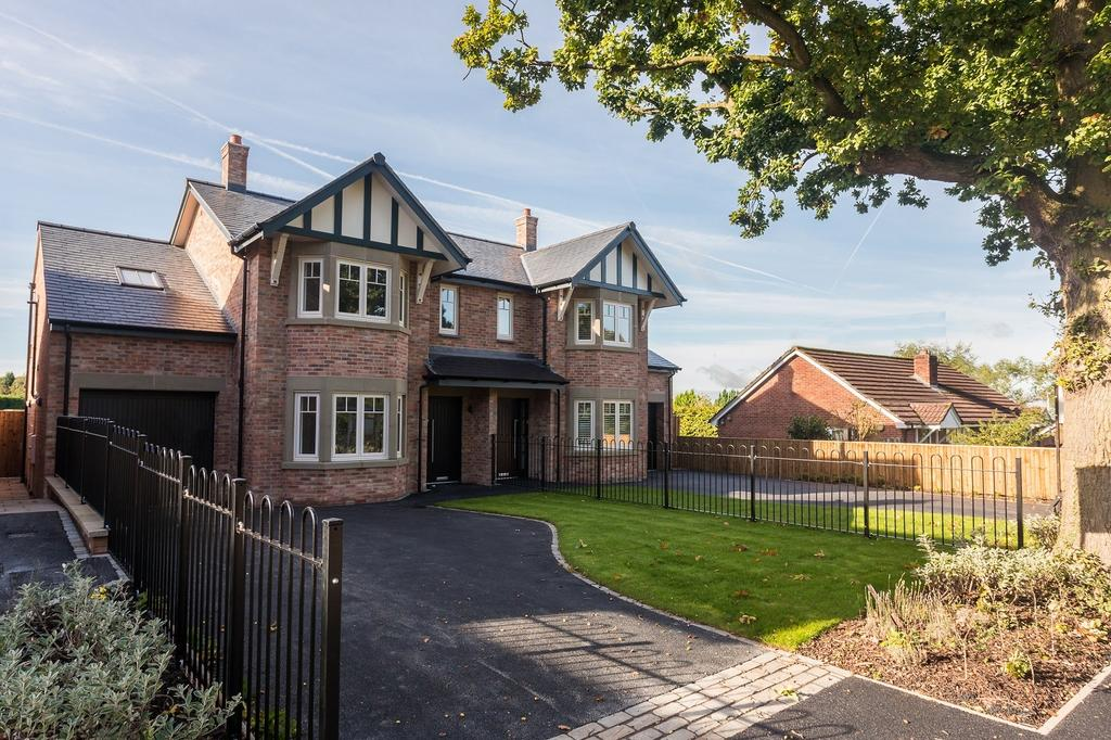 3 Bedrooms Semi Detached House for sale in Warren (Plot 3) Oak View, Wood Lane West, Adlington