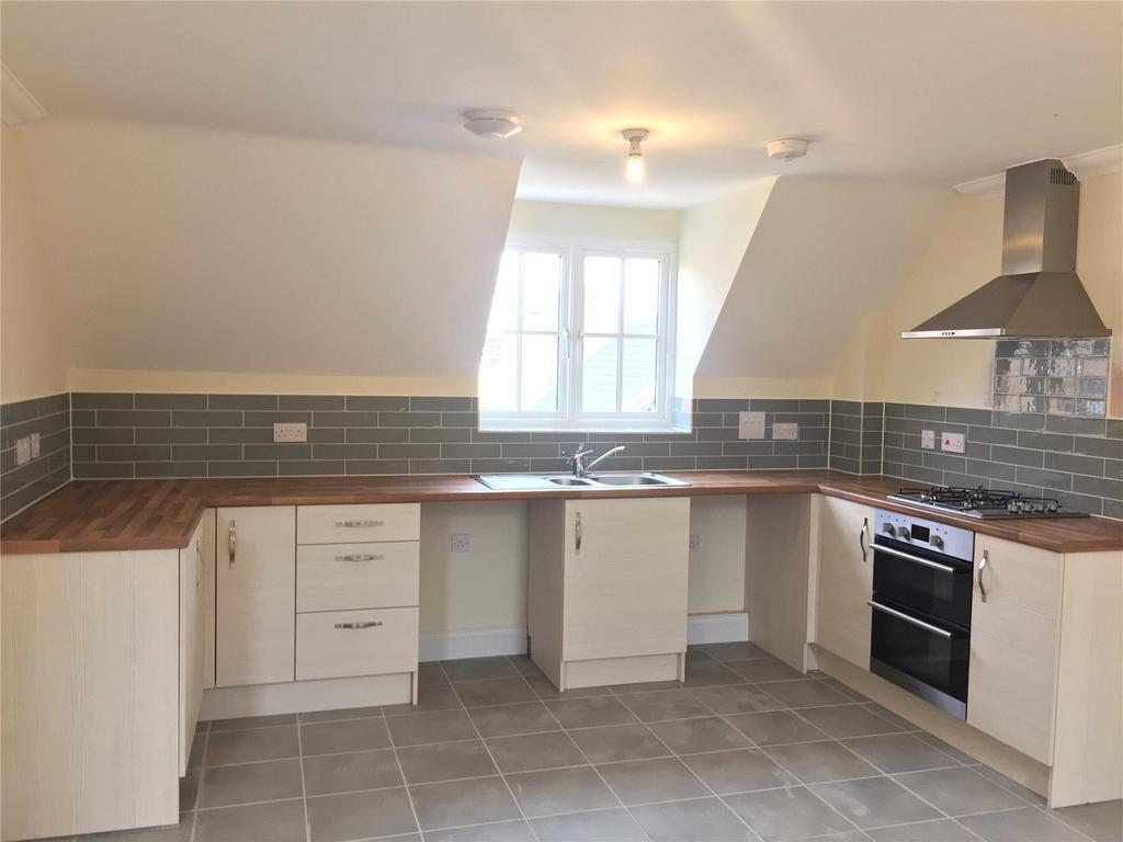 2 Bedrooms Maisonette Flat for sale in Plot 87 Staithe Place, Fakenham Road, Wells-next-the-Sea, Norfolk, NR23