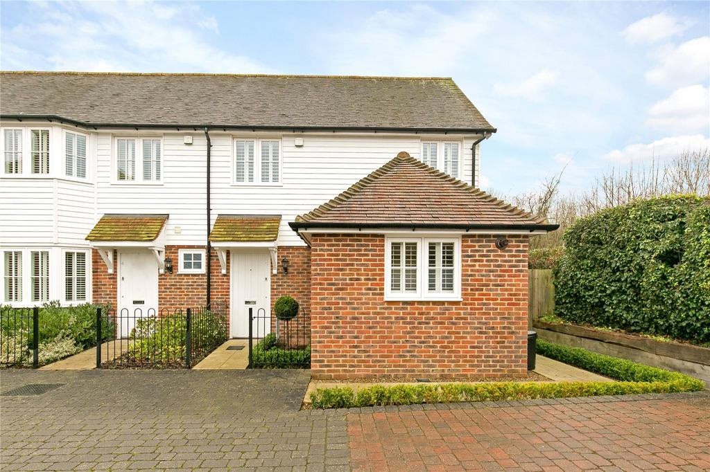 3 Bedrooms Mews House for sale in Mulberry Place, High Street, Brasted, Westerham, TN16