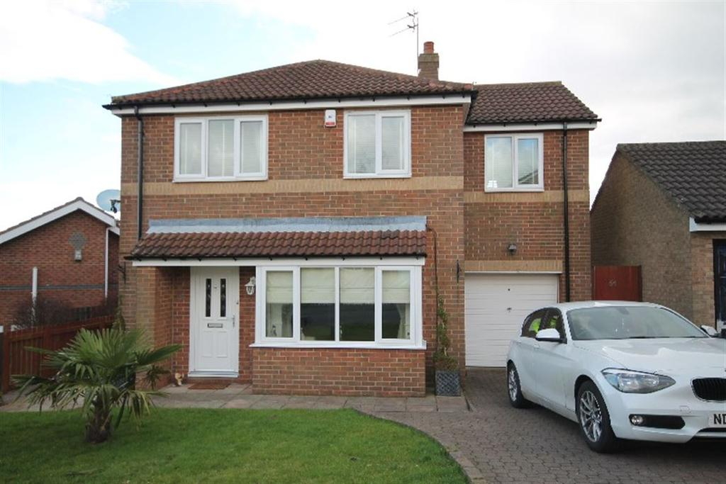 4 Bedrooms Detached House for sale in Ramsay Drive, Ferryhill, County Durham