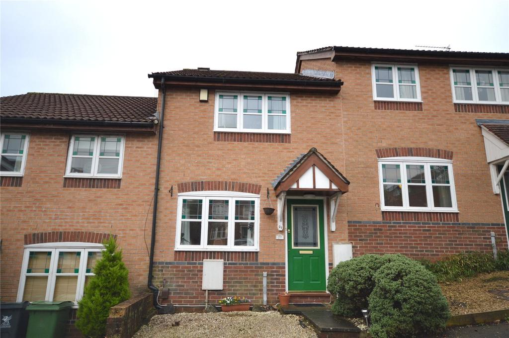 2 Bedrooms Terraced House for sale in Lovage Close, Pontprennau, Cardiff, CF23