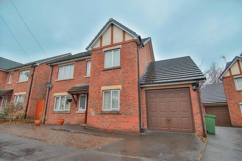 4 Bedrooms Detached House for sale in Greenway Road, Rumney, Cardiff, CF3