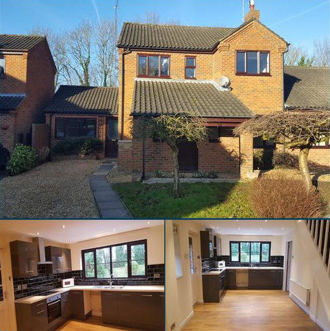 4 bedroom house to rent - Victoria Close, Rushden NN10