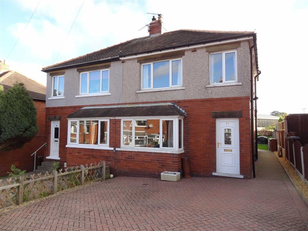 3 Bedrooms Semi Detached House for sale in Southgate, Penistone, SHEFFIELD, S36