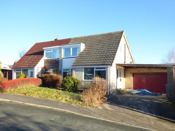 3 Bedrooms Semi Detached House for sale in 21 Uplands, Skipton BD23 1BJ