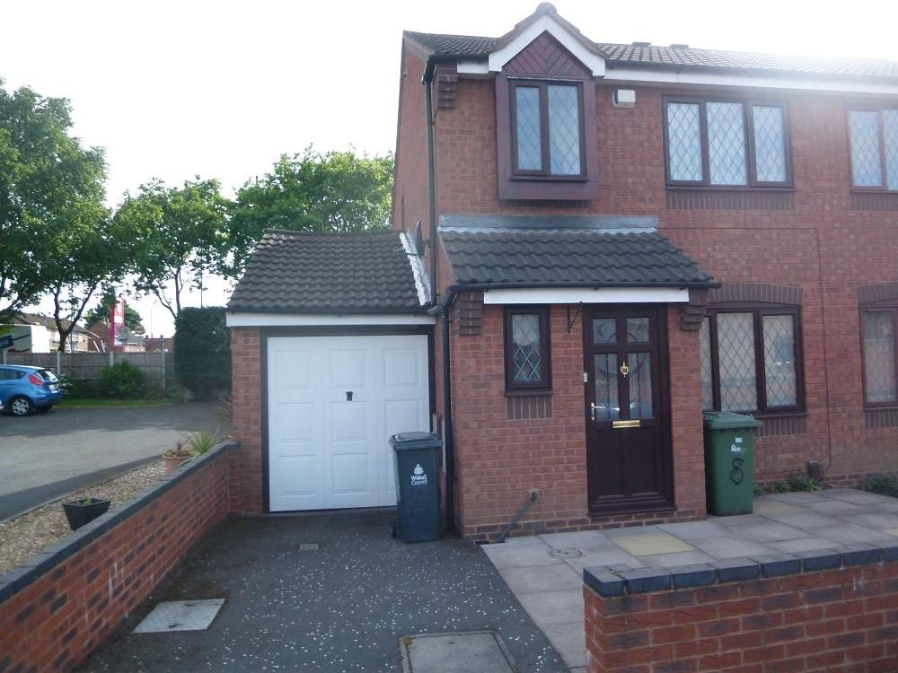 3 Bedrooms Semi Detached House for sale in Minewood Close, Bloxwich WS3