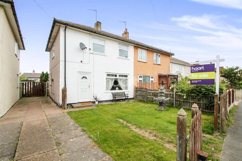 3 Bedrooms Semi Detached House for sale in Lime Tree Crescent, Rossington