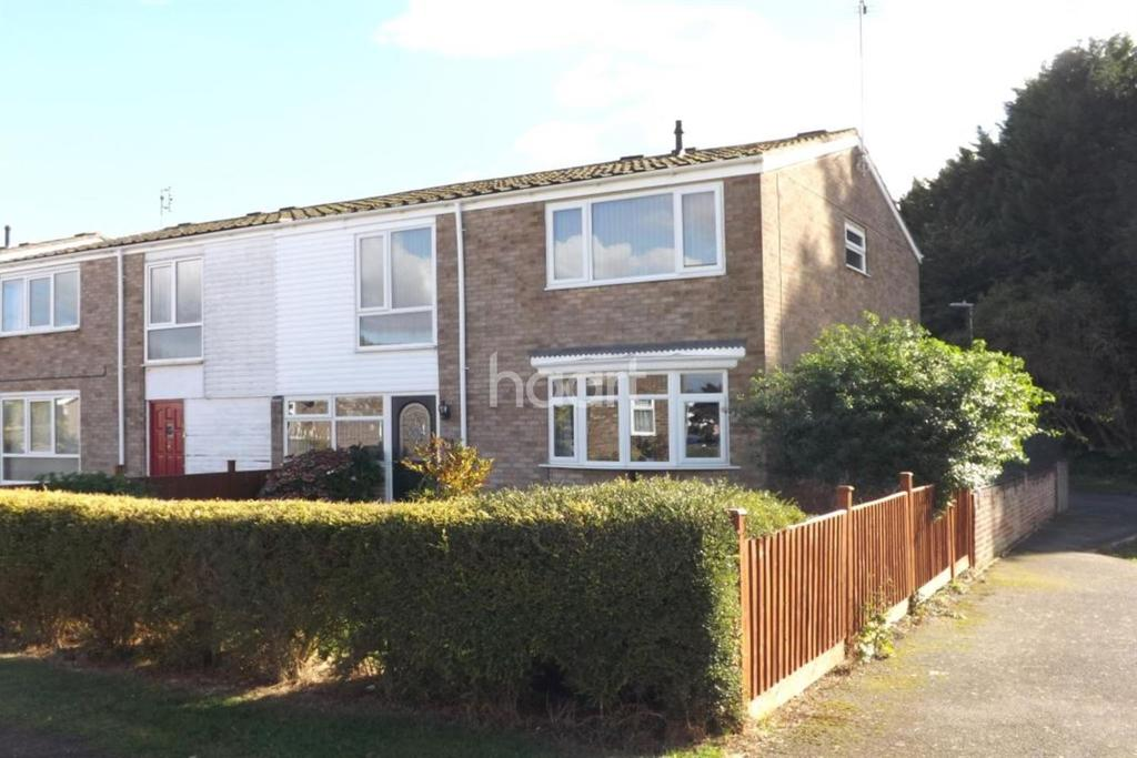 3 Bedrooms Semi Detached House for sale in The Broad Walk, Eynesbury, St Neots