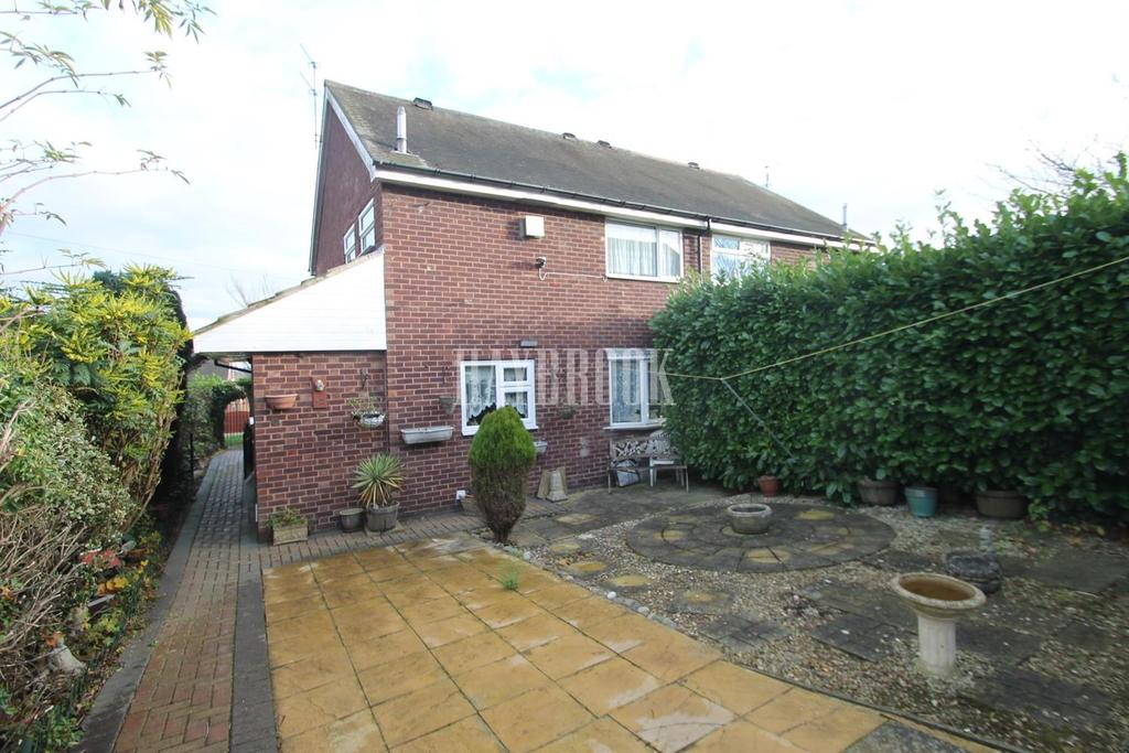 3 Bedrooms Semi Detached House for sale in Barkers Croft, Kimberworth Park