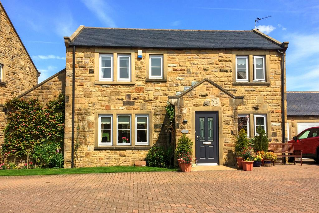 3 Bedrooms Detached House for sale in 14 Hartley Green, Long Preston, Skipton