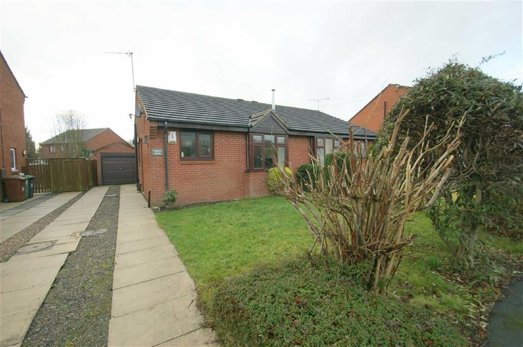 2 Bedrooms Semi Detached Bungalow for sale in Kingfisher Way, LS17