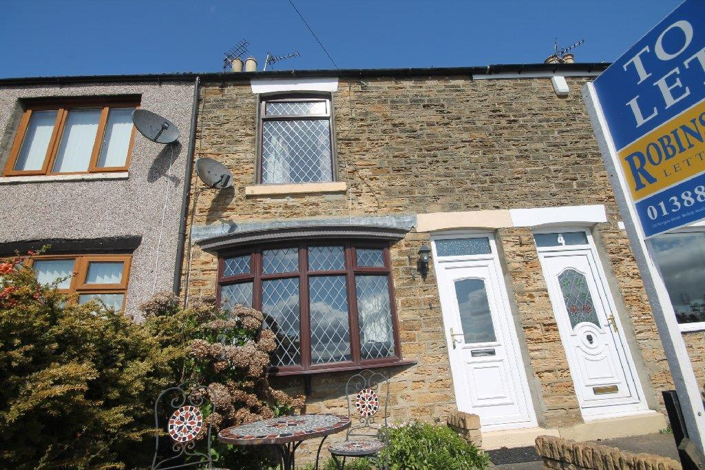 2 Bedrooms Terraced House for sale in Jubilee Street, Toronto, Bishop Auckland