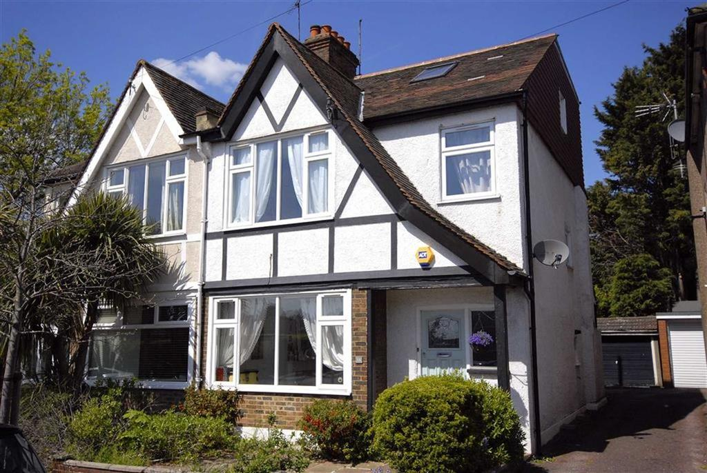 4 Bedrooms Semi Detached House for sale in Beaconsfield Road, Bromley, Kent