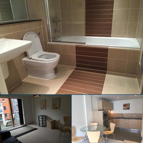 1 bedroom apartment to rent - Masson Place Green Quarter, 1 Hornbeam Way Manchester M4 4AQ m4