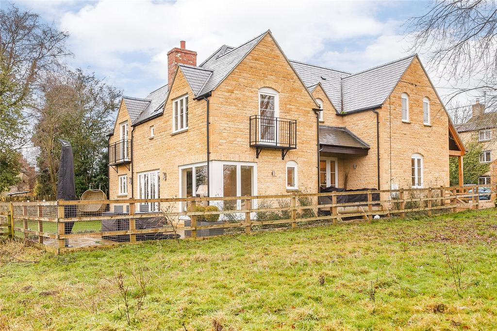 4 Bedrooms Detached House for sale in Chapel Lane, Enstone, Chipping Norton, Oxfordshire