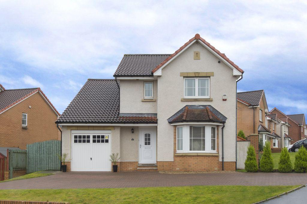 4 Bedrooms Detached Villa House for sale in 23 Cortmalaw Crescent, Robroyston, Glasgow, G33 1TD