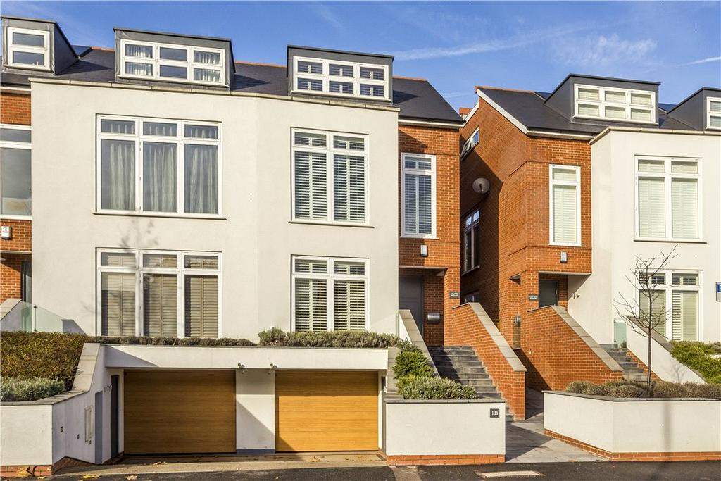 5 Bedrooms Semi Detached House for sale in Dora Road, London, SW19