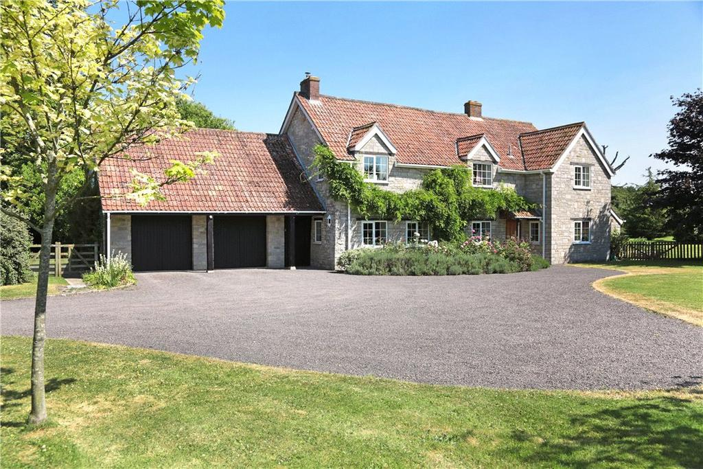 5 Bedrooms Detached House for sale in High Street, Queen Camel, Yeovil, Somerset, BA22