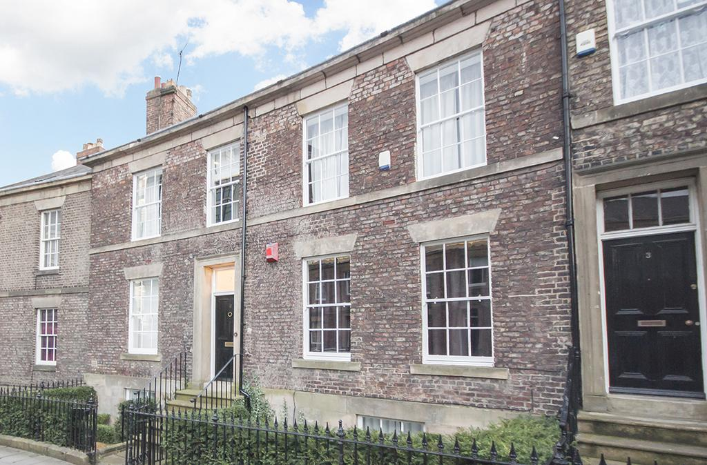 5 Bedrooms Terraced House for sale in 2 St. Thomas Crescent, Newcastle upon Tyne NE1