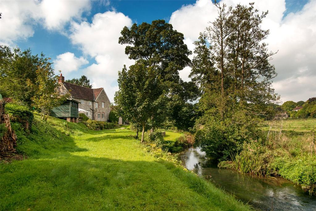 3 Bedrooms Detached House for sale in Lower Chicksgrove, Tisbury, Salisbury, Wiltshire, SP3