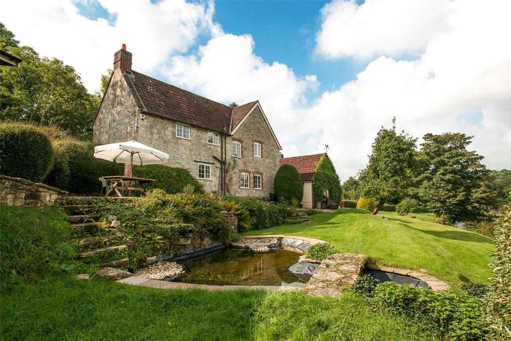 3 Bedrooms Detached House for sale in Lower Chicksgrove, Tisbury, Salisbury, Wiltshire, SP3