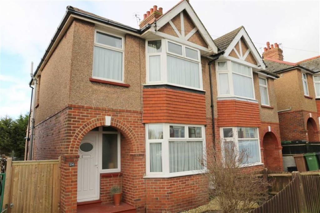 3 Bedrooms Semi Detached House for sale in Moscow Road, Hastings, East Sussex