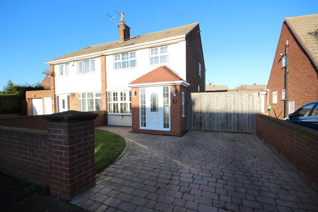 3 Bedrooms House for sale in Stokesley Road, Hartlepool
