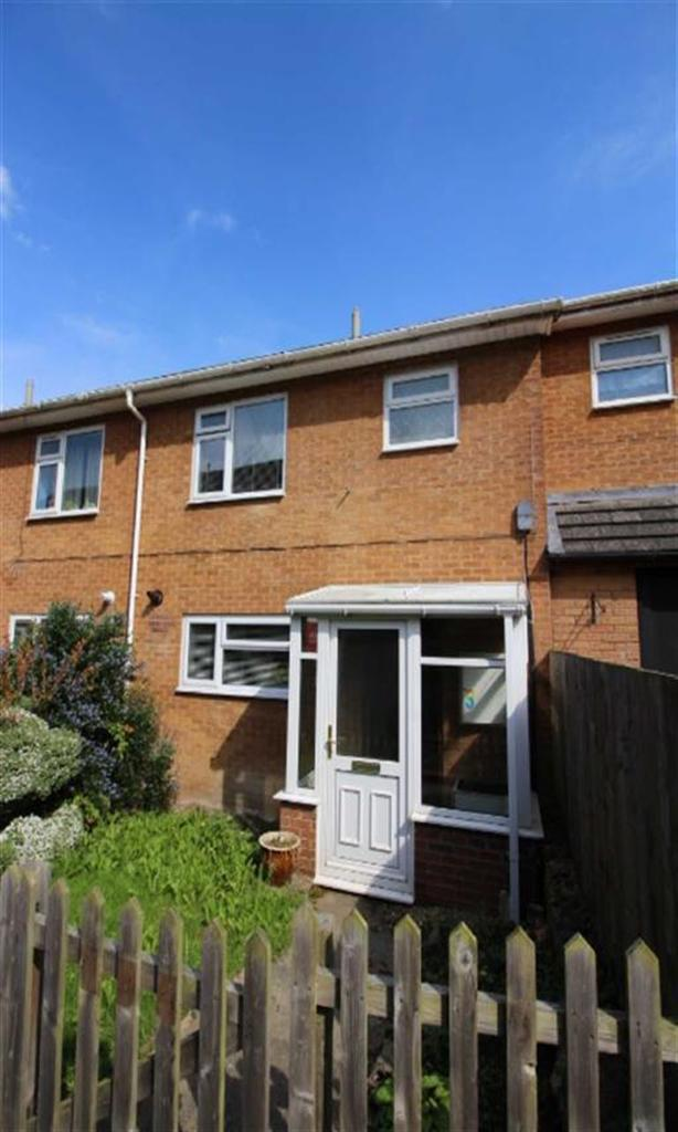 2 Bedrooms Terraced House for sale in 3, Coed Y Bryn, Welshpool, Powys, SY21