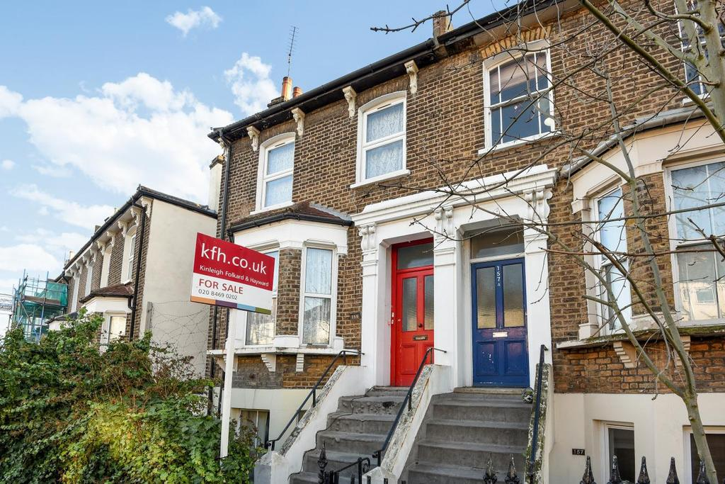 1 Bedroom Flat for sale in Shardeloes Road, New Cross, SE14