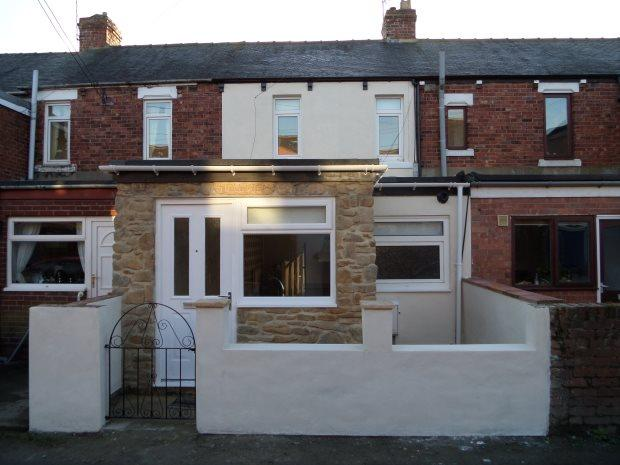 3 Bedrooms Terraced House for sale in HILL VIEW, BROOM PARK, DURHAM CITY : VILLAGES WEST OF
