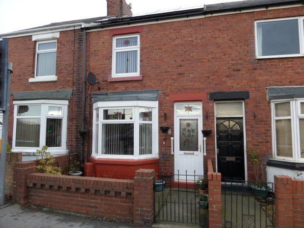 2 Bedrooms Terraced House for sale in THE LEAZES, BOWBURN, DURHAM CITY : VILLAGES EAST OF