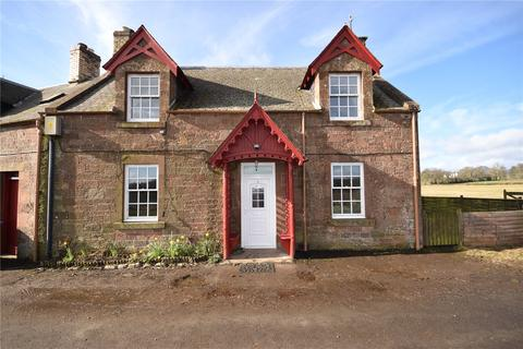 2 bedroom end of terrace house to rent - 3 Fens Farm Cottage, St. Boswells, Melrose, Scottish Borders, TD6