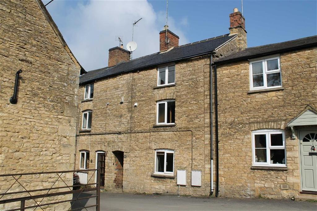 3 Bedrooms Terraced House for sale in Rock Hill, Chipping Norton, Oxfordshire