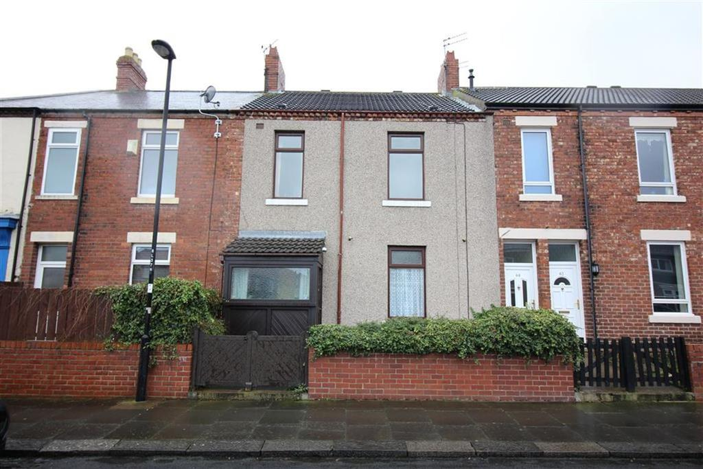 3 Bedrooms Terraced House for sale in Lansdowne Road, Newcastle Upon Tyne