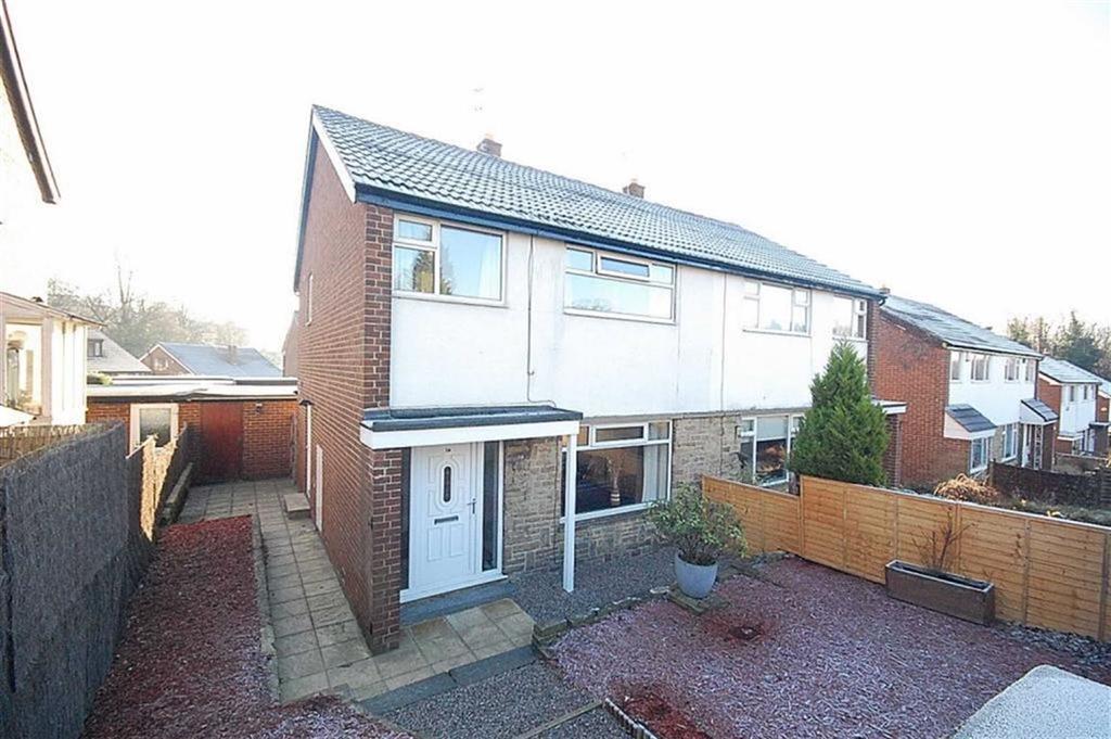 3 Bedrooms Semi Detached House for sale in School Lane, Kirkheaton, Huddersfield, HD5