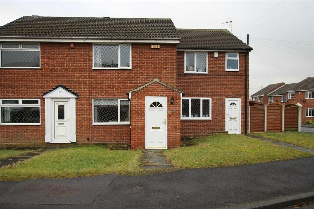 2 Bedrooms Town House for sale in Kingsley Drive, Birkenshaw, BIRKENSHAW, West Yorkshire