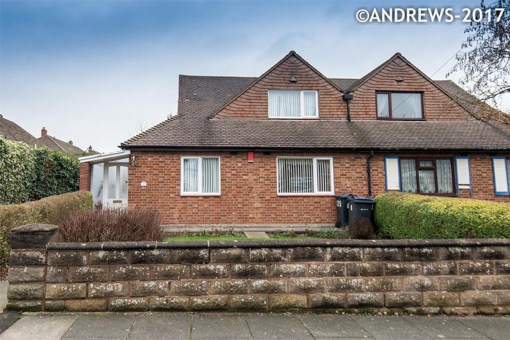 3 Bedrooms Semi Detached Bungalow for sale in Templeton Road, Great Barr, BIRMINGHAM