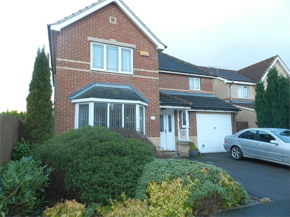 4 Bedrooms Detached House for sale in Thorncliffe View, Chapeltown, SHEFFIELD, South Yorkshire