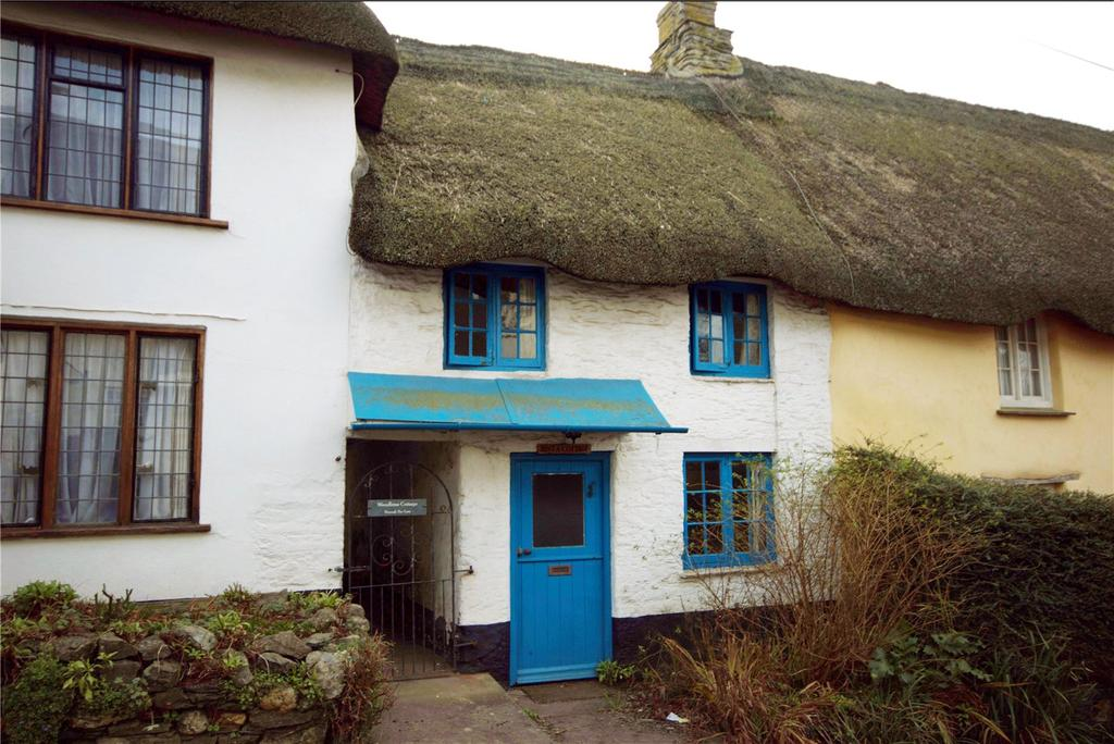 2 Bedrooms Terraced House for sale in Thurlestone, Kingsbridge, Devon, TQ7