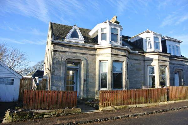 4 Bedrooms Semi-detached Villa House for sale in 29 Overton Road, Strathaven, ML10 6JW