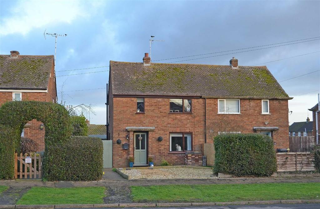 2 Bedrooms Semi Detached House for sale in Connegar Leys, Blisworth