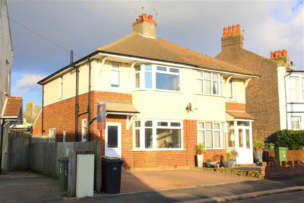 3 Bedrooms Semi Detached House for sale in Moscow Road, Hastings