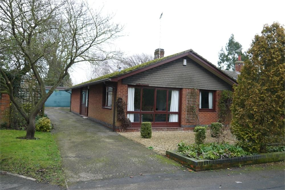 3 Bedrooms Detached Bungalow for sale in Cullingworth, Church Drive, Gilmorton, Lutterworth, Leicestershire