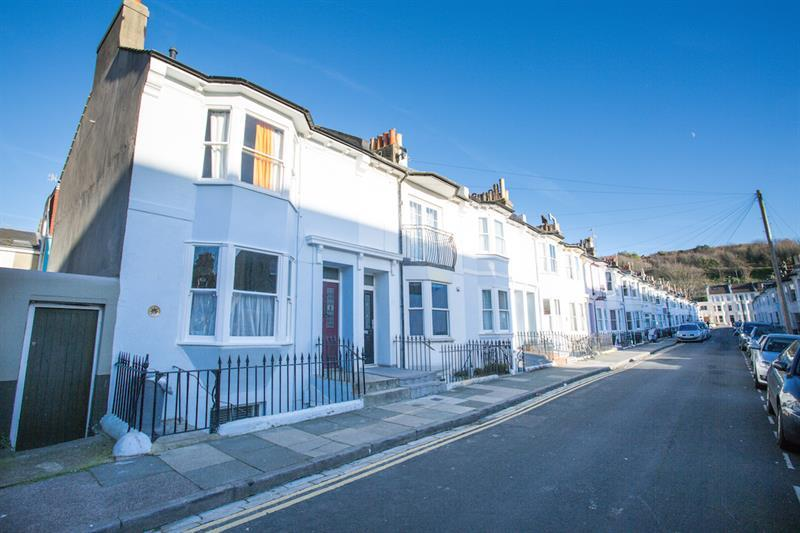4 Bedrooms End Of Terrace House for sale in Canning Street, Brighton
