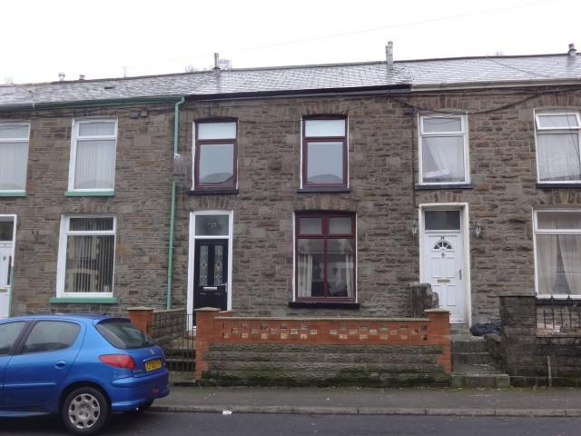 3 Bedrooms Terraced House for sale in Brynteg Terrace, Ferndale