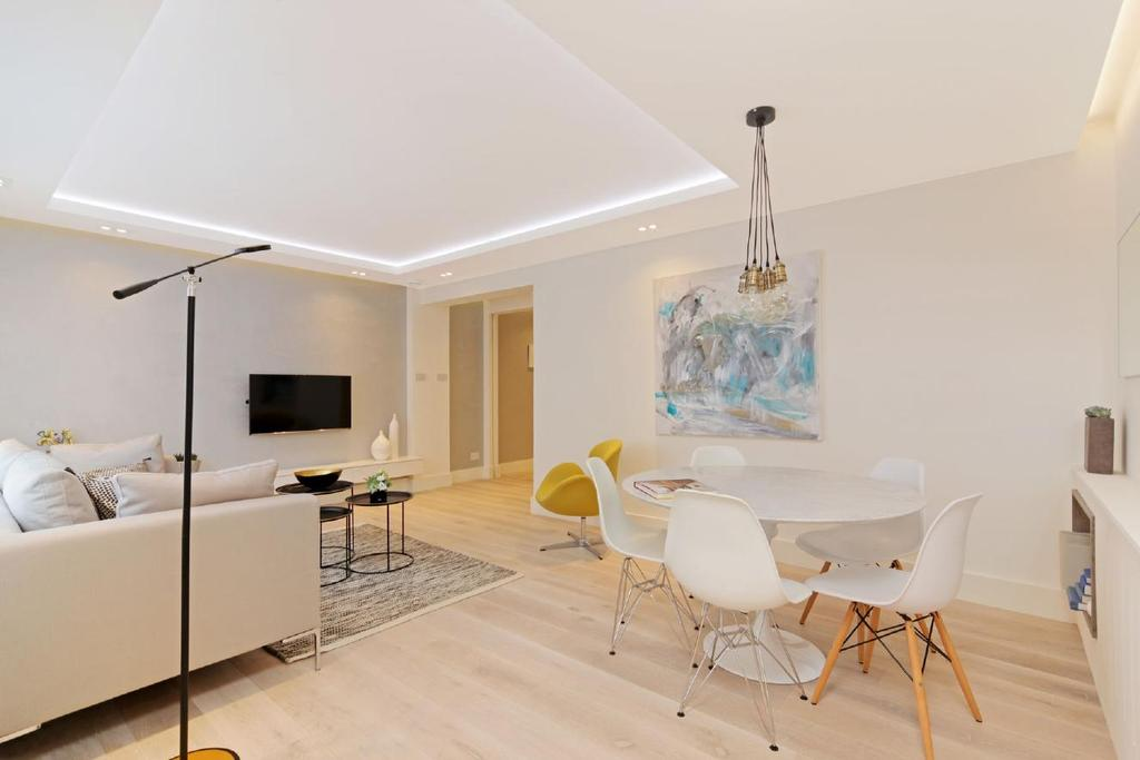 2 Bedrooms Flat for sale in Lorne Gardens, Holland Park, W11