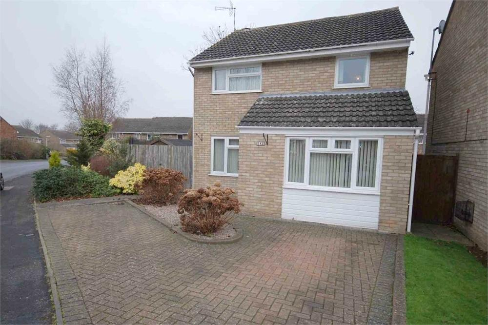 3 Bedrooms Detached House for sale in Norton Leys, Hillside, RUGBY, Warwickshire
